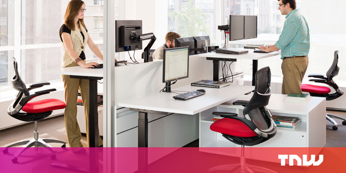 innovative design b1e14 f82f6 The Importance Of Stand-Up Desks In Start-Ups