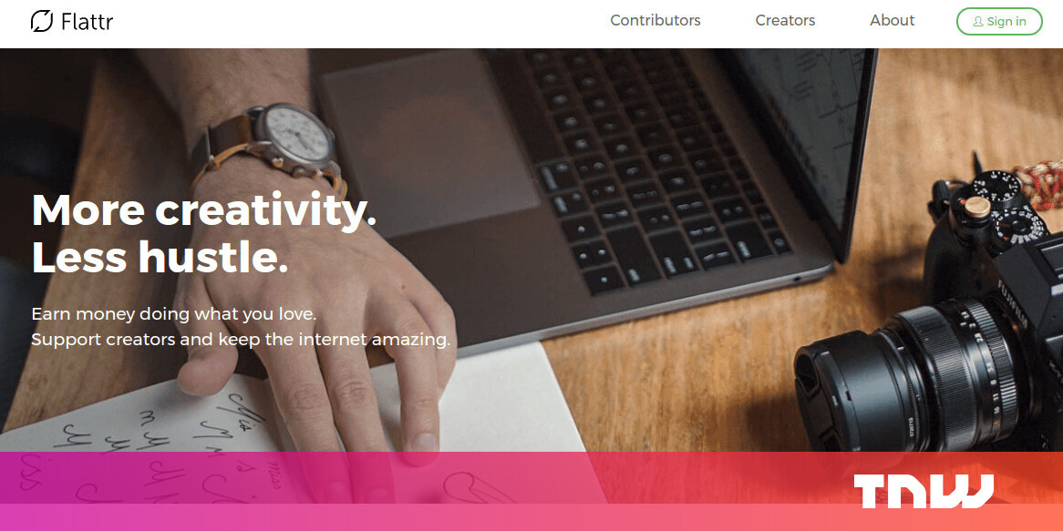 Flattr now lets you pay content creators without having to actually do anything