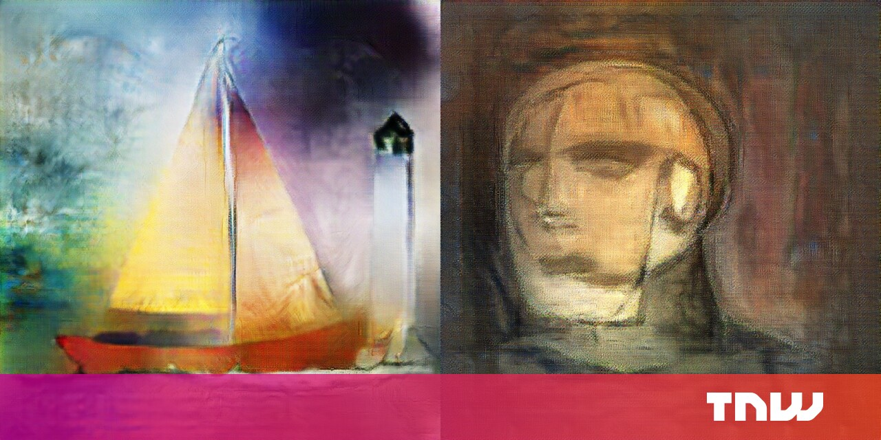This AI turns doodles into masterpieces