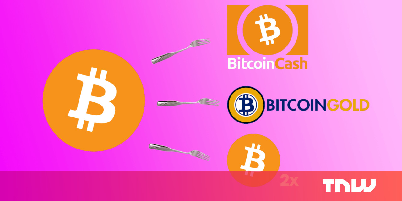 The ultimate plain-English guide to Bitcoin forks