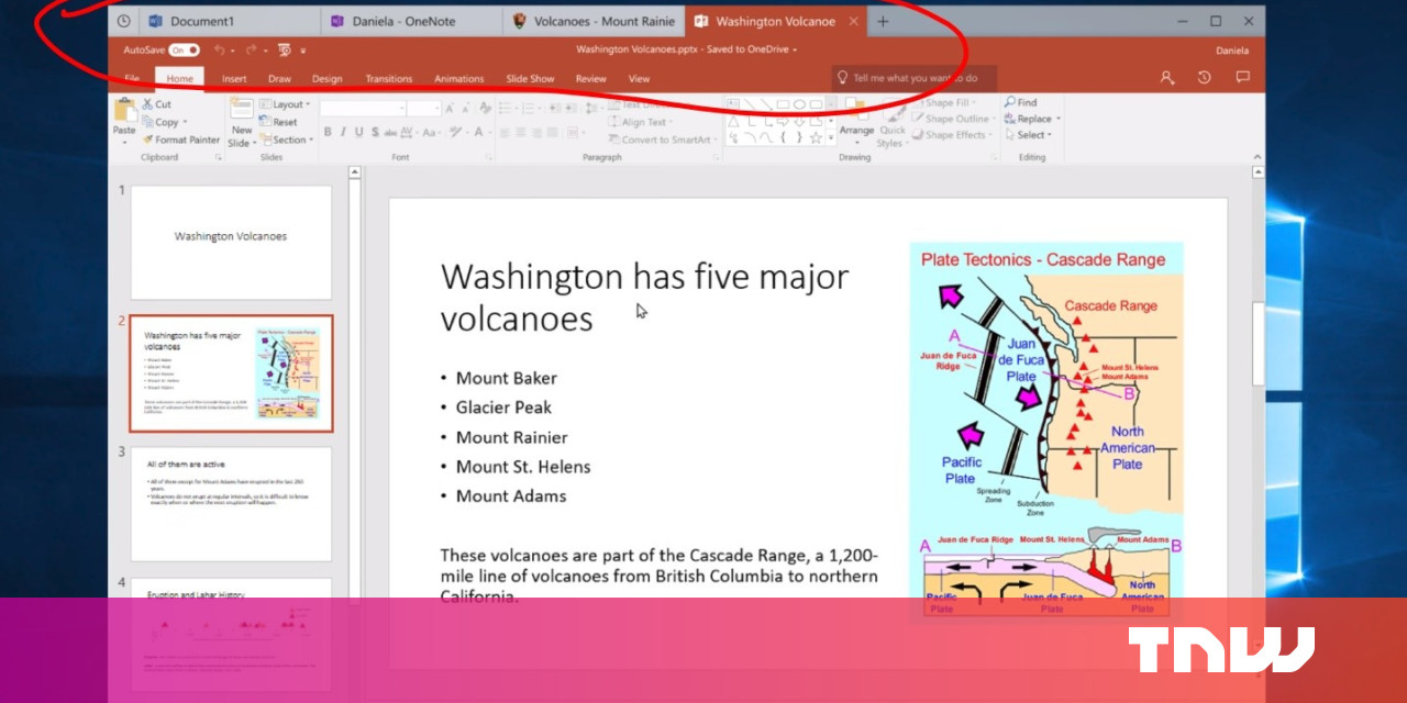 Microsoft plans to give every Windows app browser-like tabs, and I can't wait