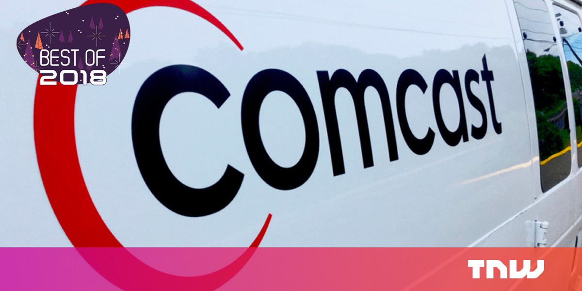 [Best of 2018] Comcast celebrates repeal of net neutrality by hiking prices in 2018