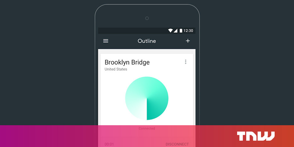 Alphabet's Outline lets you run your own self-hosted VPN for free