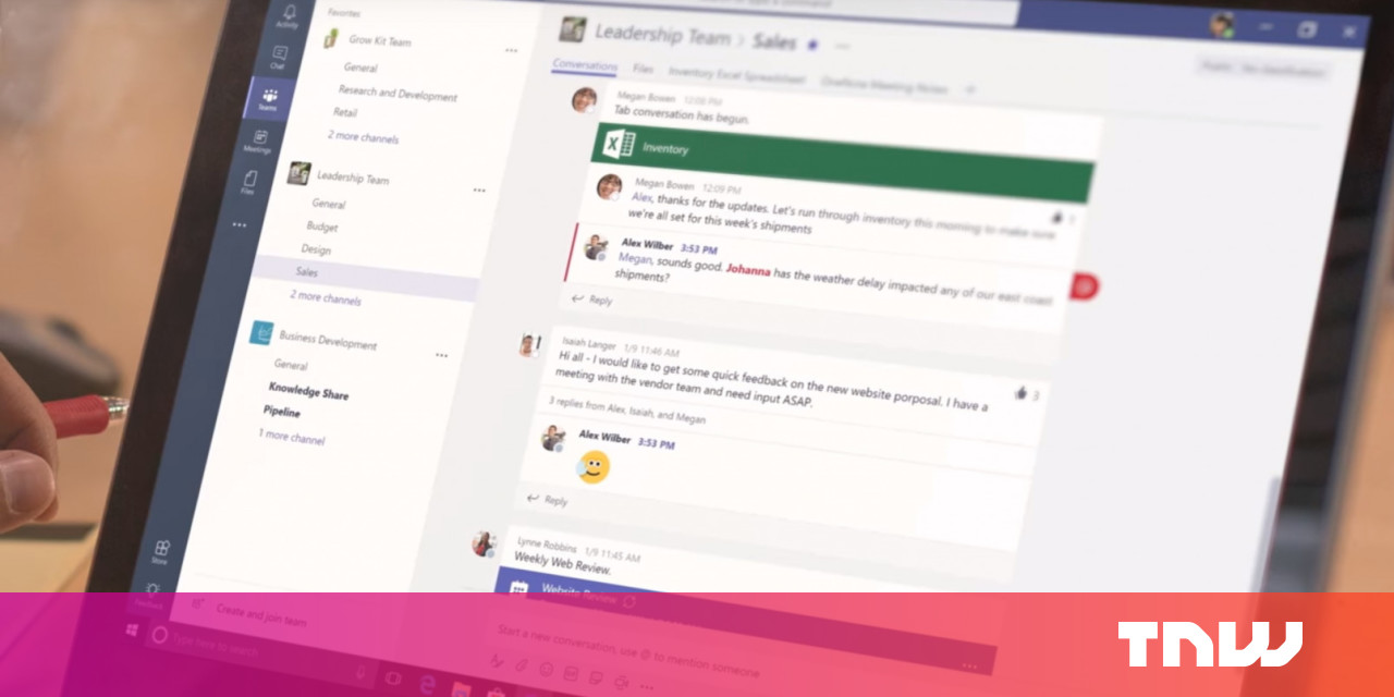 Microsoft Teams' new free plan looks like a better deal than
