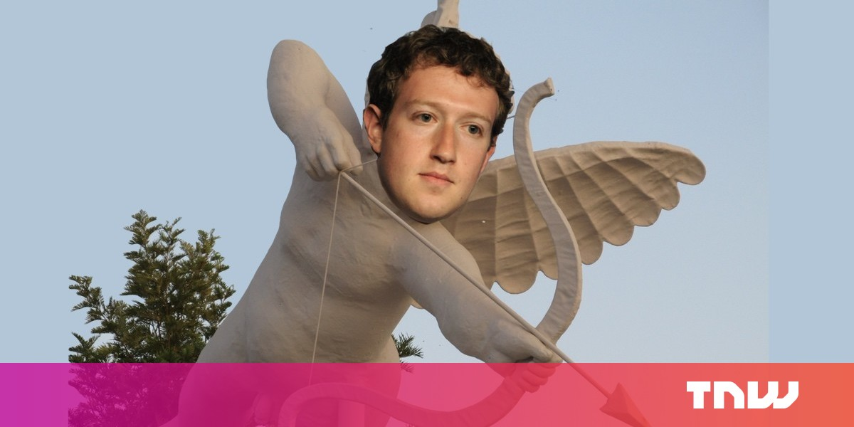 Facebook just launched its Dating service