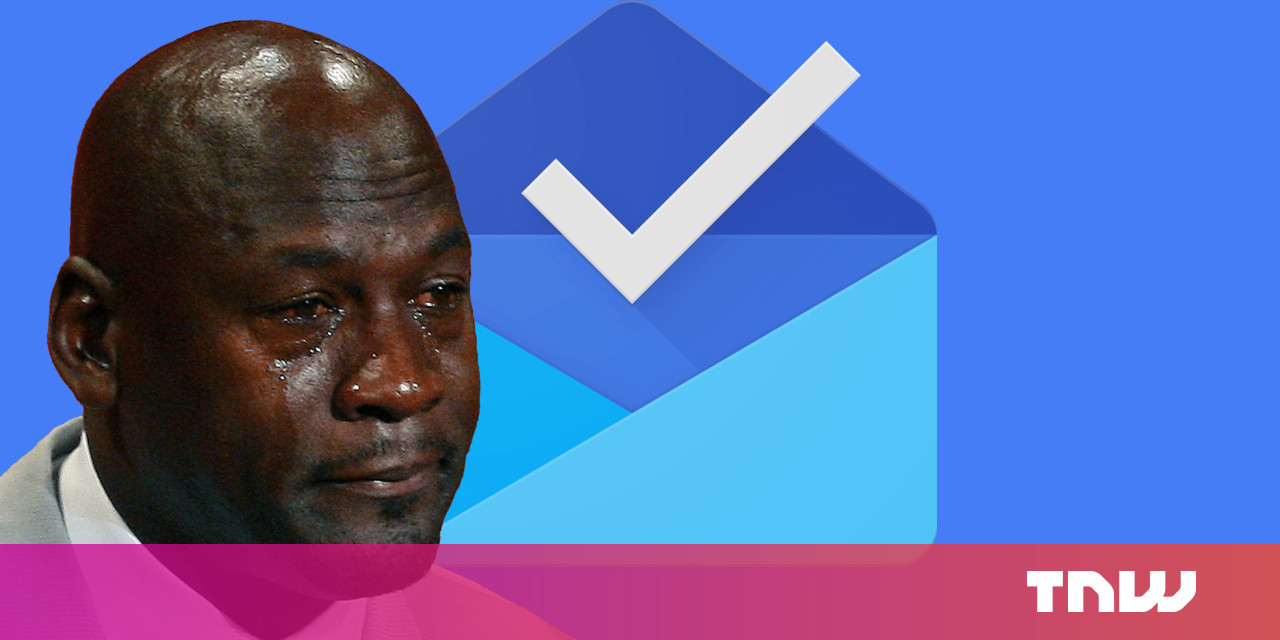 Why doesn't Google make Gmail more like Inbox?