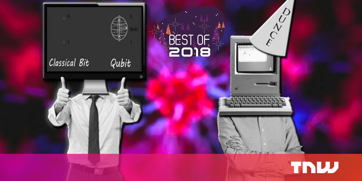[Best of 2018] IBM proved quantum computers can do things impossible for classical ones