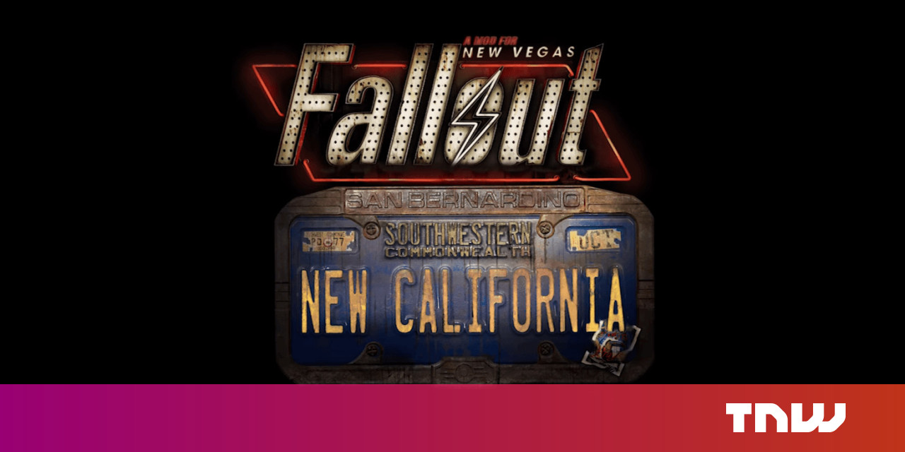 Fallout New Vegas fans spent 7 years creating a massive \'New ...