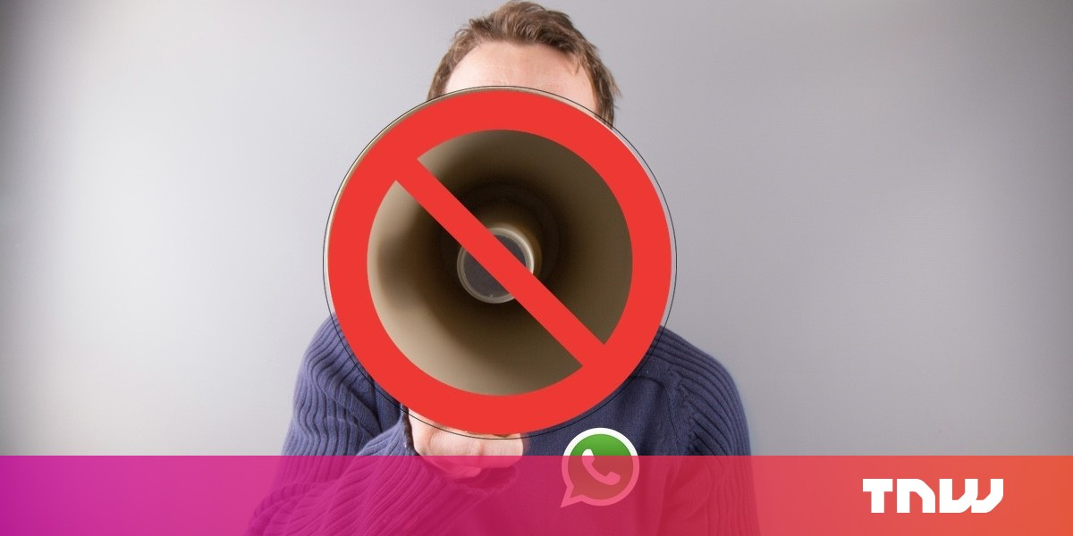 WhatsApp's 'Vacation' and 'Silent' Modes will Help Bury Pesky Group Chats