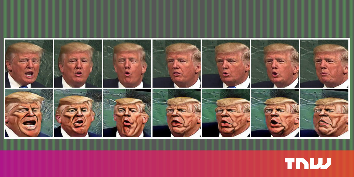 photo image Microsoft developed an AI that creates amazing caricatures