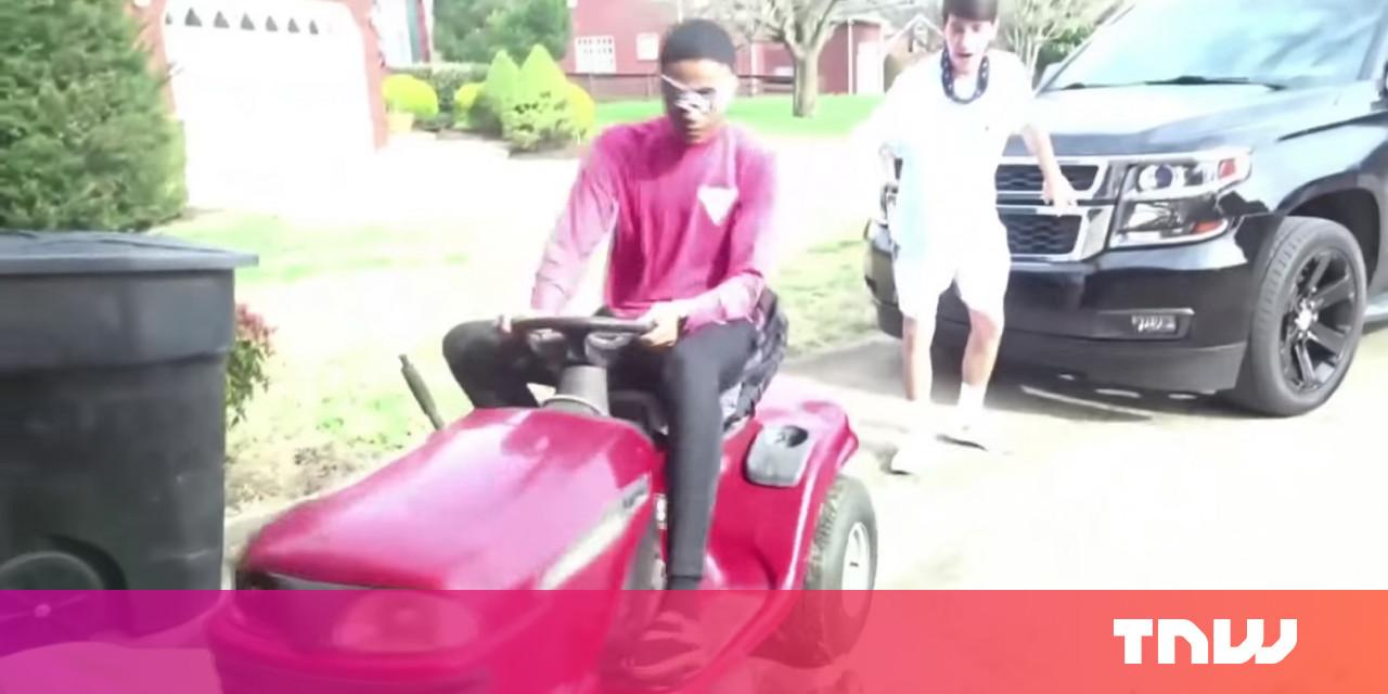 photo image YouTube is cracking down on dangerous pranks and stunts like the Bird Box challenge
