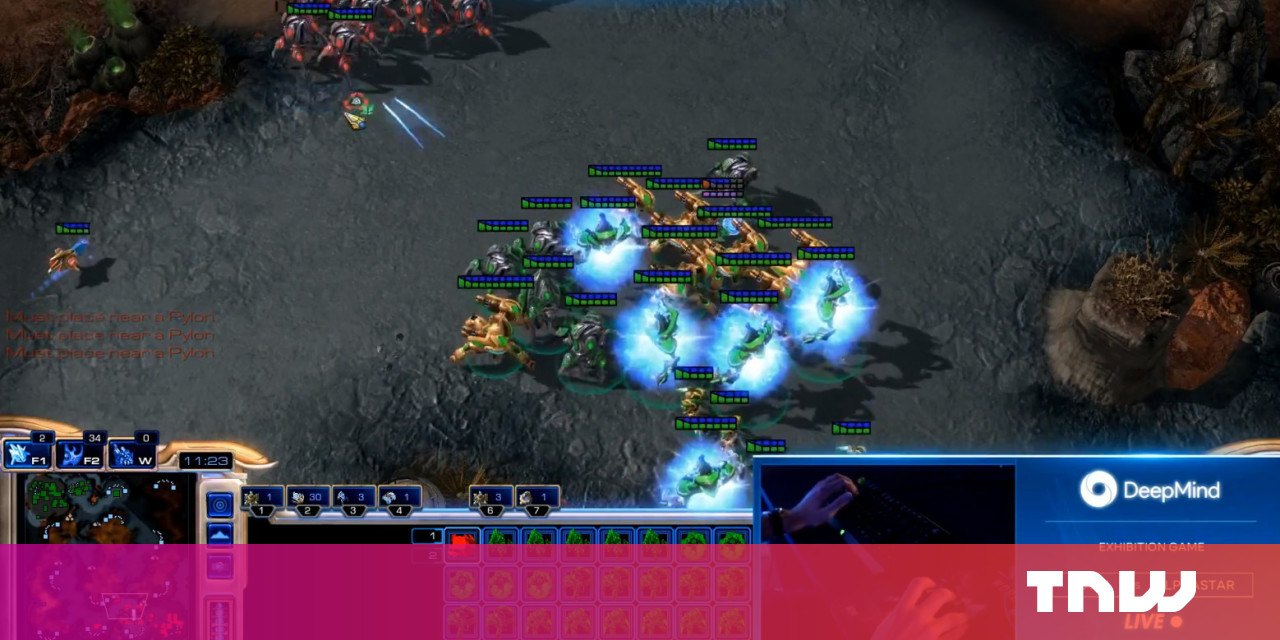 Best Zerg Player 2019 How DeepMind's AI defeated top players at StarCraft II