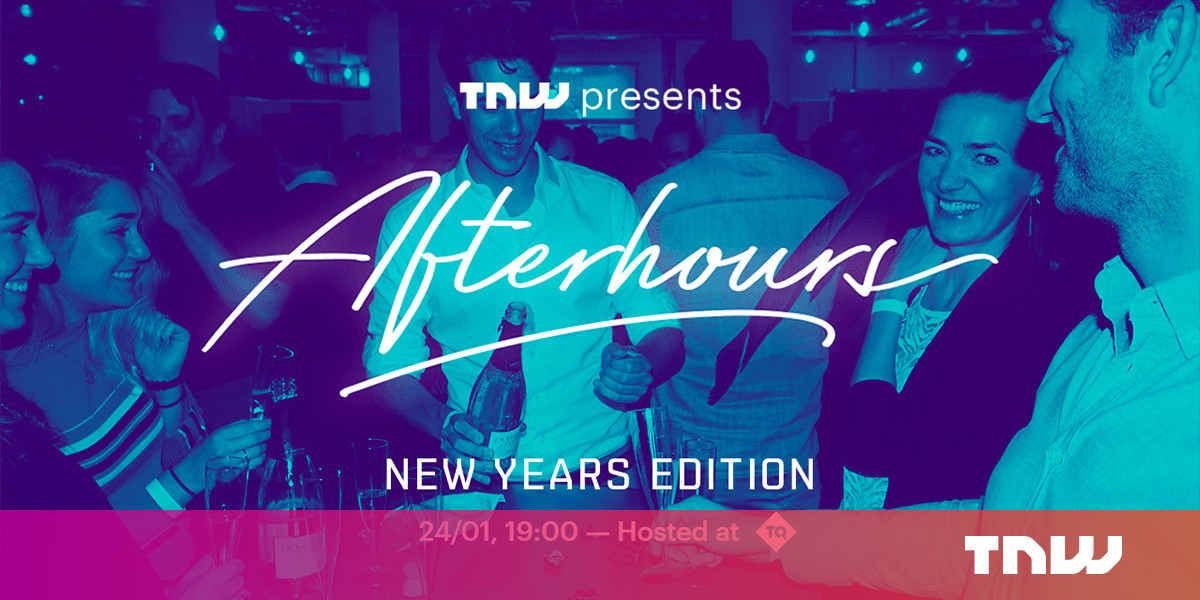 We're Throwing a New Year Party and You're Invited!