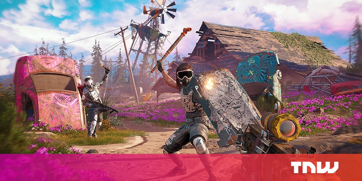 Far Cry New Dawn Review More Of The Same Only Pinker