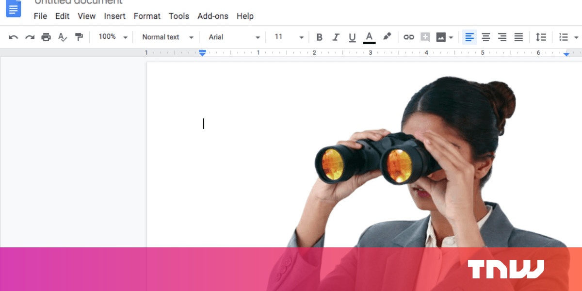 No Viewing Publicly Shared Google Docs Don T Reveal Your Identity