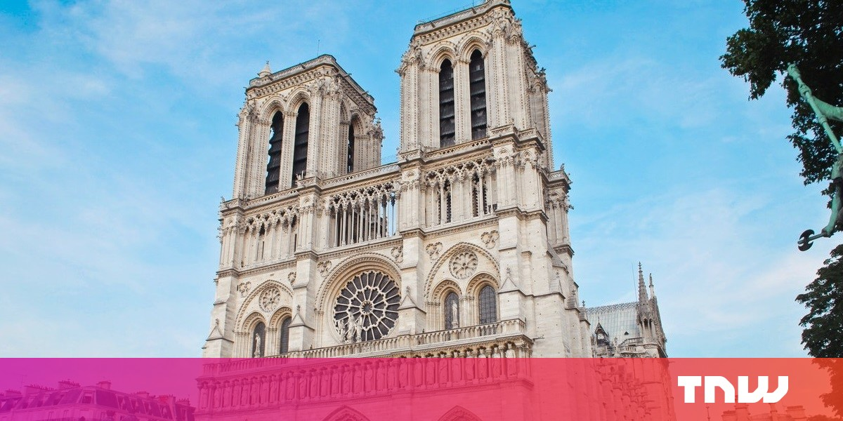 photo of Notre Dame fire sparks Twitter conspiracy theories image
