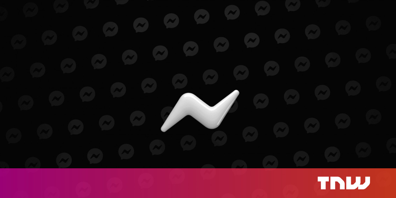 photo of How to activate Facebook Messenger's new dark mode, no emoji required image