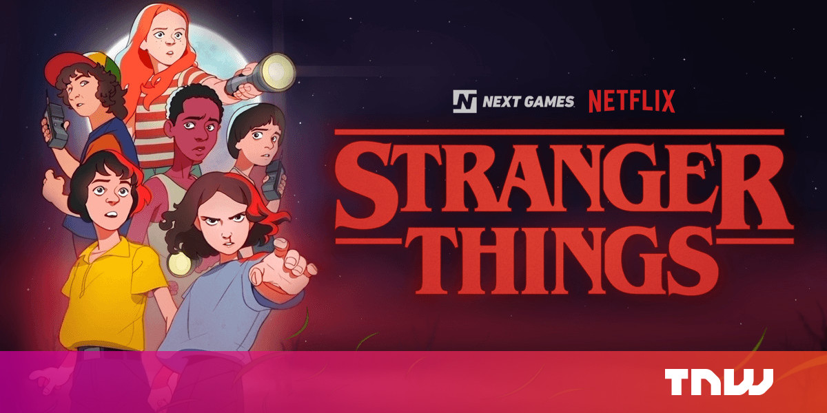 photo of Netflix is launching two Stranger Things games image