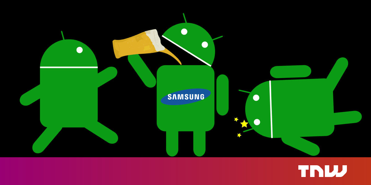 10+ Million Android Users Installed a Fake Samsung Update App