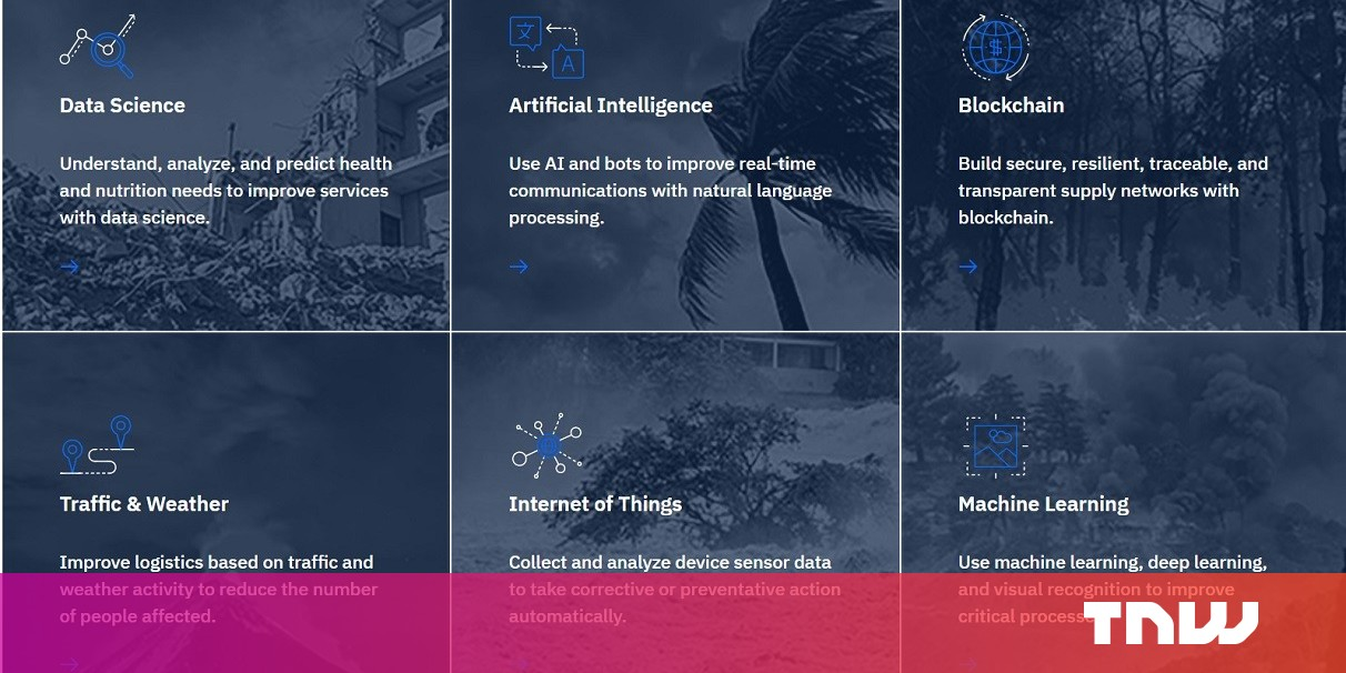 IBM's Call for Code Starter Kits are a perfect intro to coding and AI