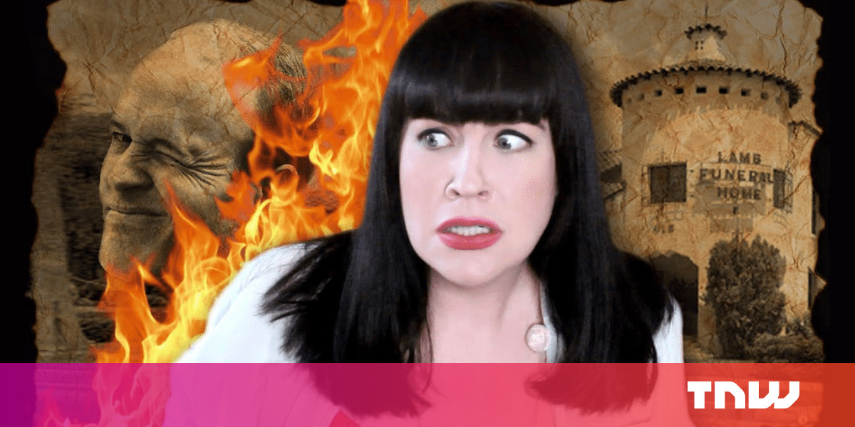 Meet the YouTube Mortician Teaching People not to Fear Death