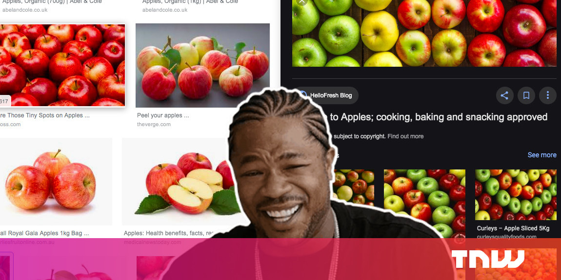 Google updates Image Search with new scrolling UI... within a scrolling UI