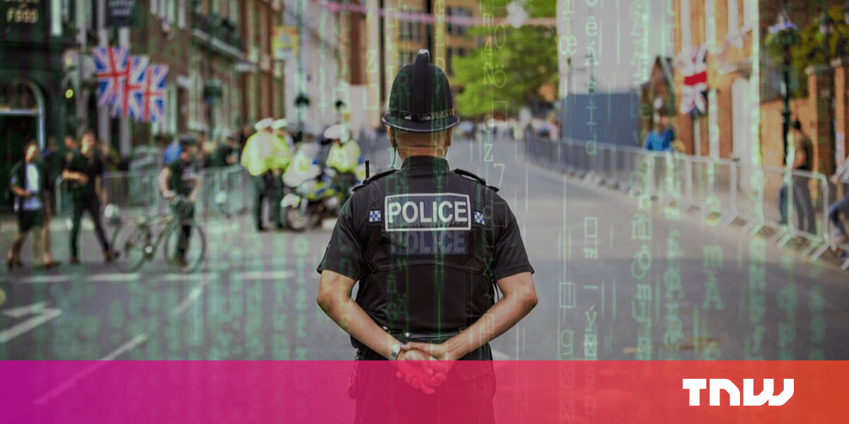 How machine learning in policing could fuel racial discrimination thumbnail