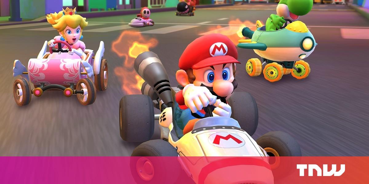 Mario Kart Tour Just Smoked Pokemon Go In Day One Downloads