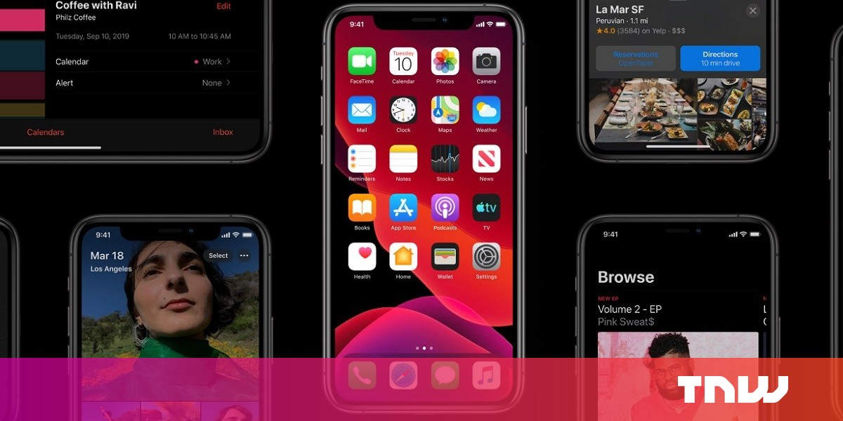 Here's what we like about iOS 13 (and one thing we don't)