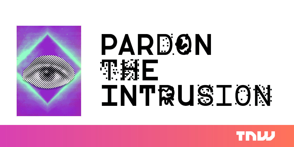 Pardon the Intrusion #13: Policing using AI