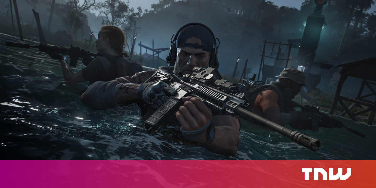 Ghost Recon Breakpoint is an underwhelming take on the Ubisoft formula
