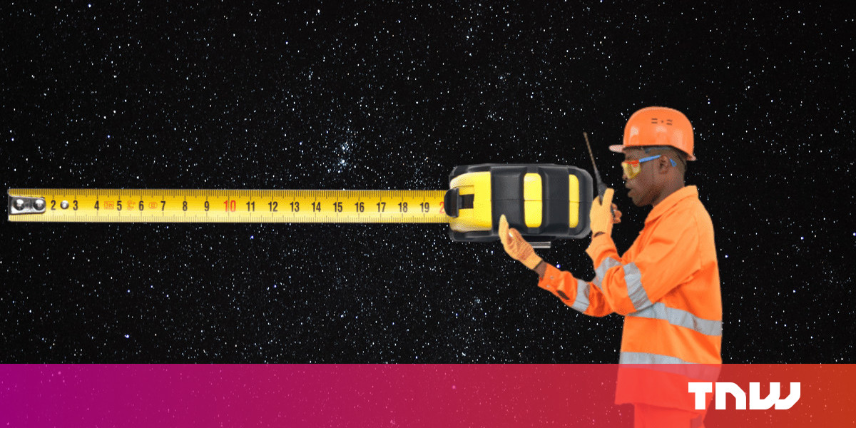 The rate of the universe's expansion is in dispute – but a new kind of measurement offers hope