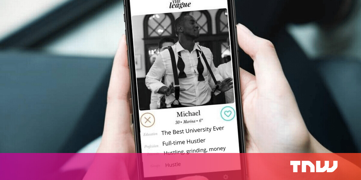 This 'elitist' dating app matches you up for 2-minute livestream dates