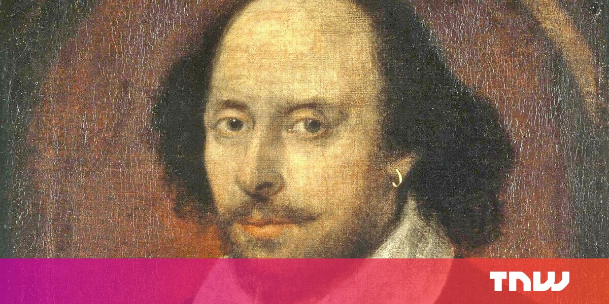 Researchers use AI to unravel the mystery of Shakespeare's secret co-author
