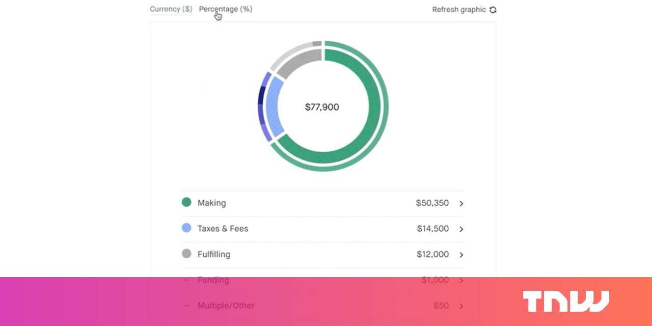 Kickstarter new budget tool will help projects put your money to good use