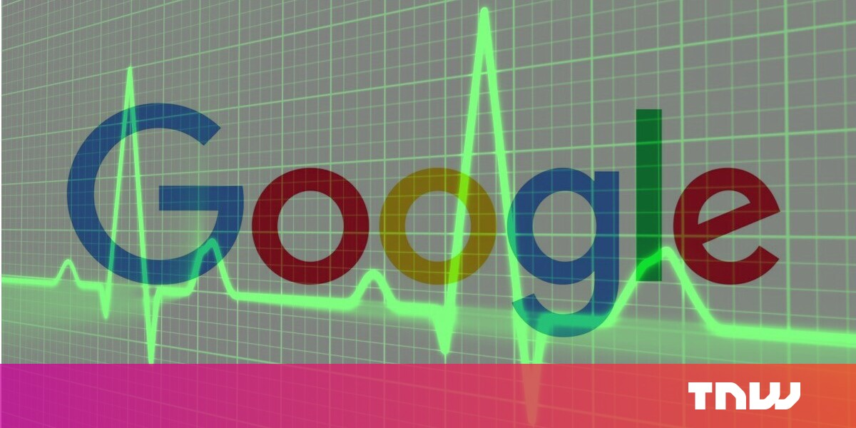 Google confirms plans for a search tool that can analyze millions of health records