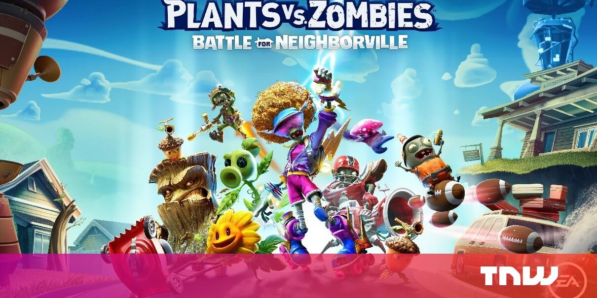 The Modern Warfare reboot is alright, but it's no Plants vs Zombies: Battle for Neighborville