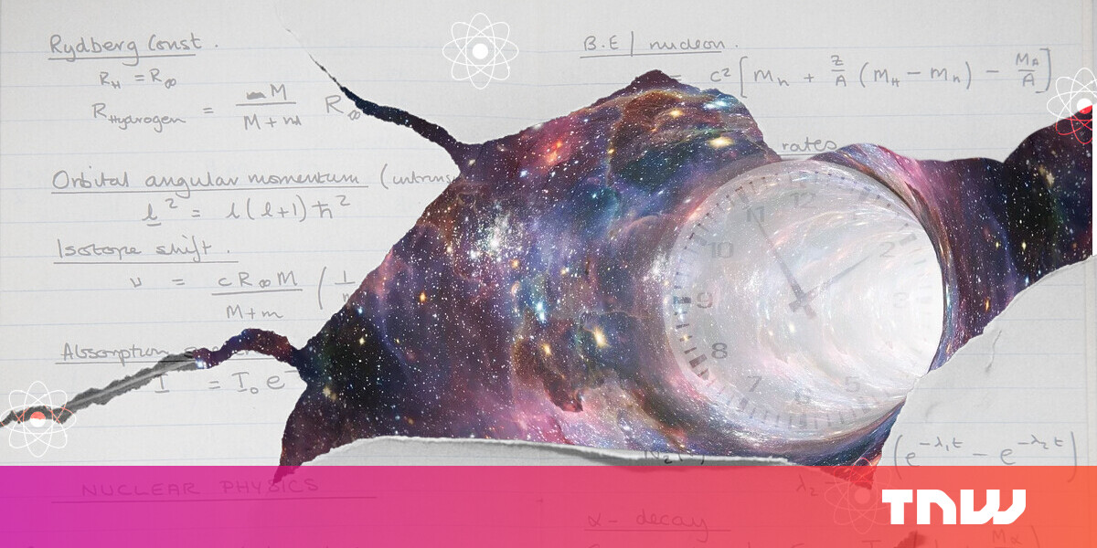 Physicist says you can time travel all you want, but the universe won't let you change things