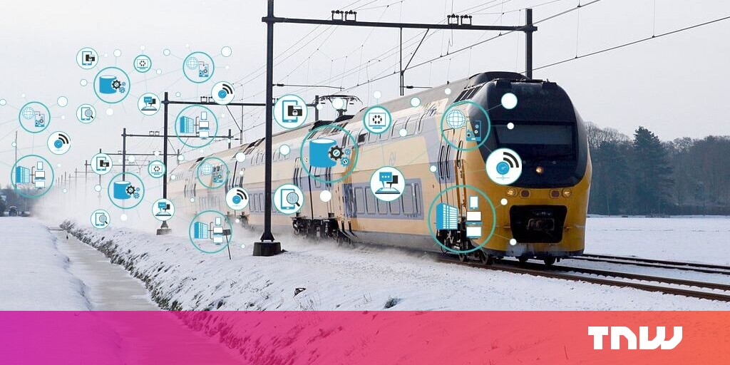 Your train is on time thanks to big data