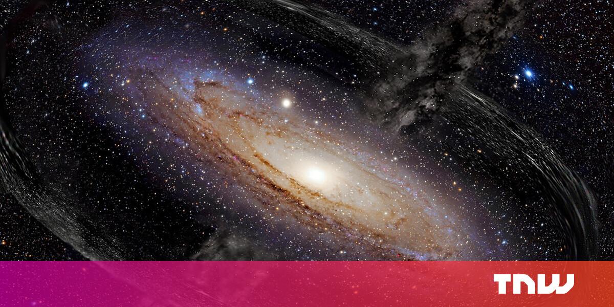 photo of Dark matter could help us understand the origins of gamma radiation image