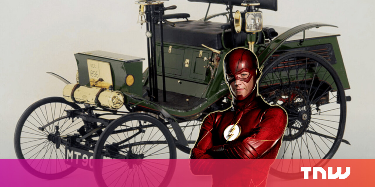 124 Years After The First Speeding Ticket And Regulations Still Can T Keep Up With Tech