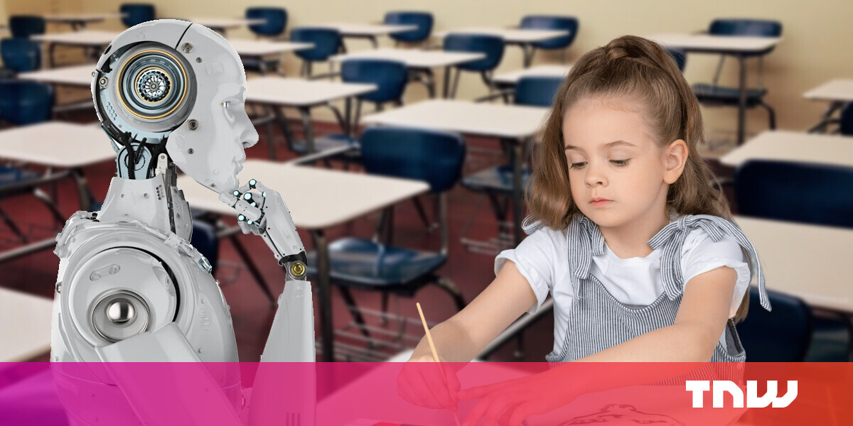 Blockchain Emerging tech will enhance your kid's education — but not their creativity thumbnail