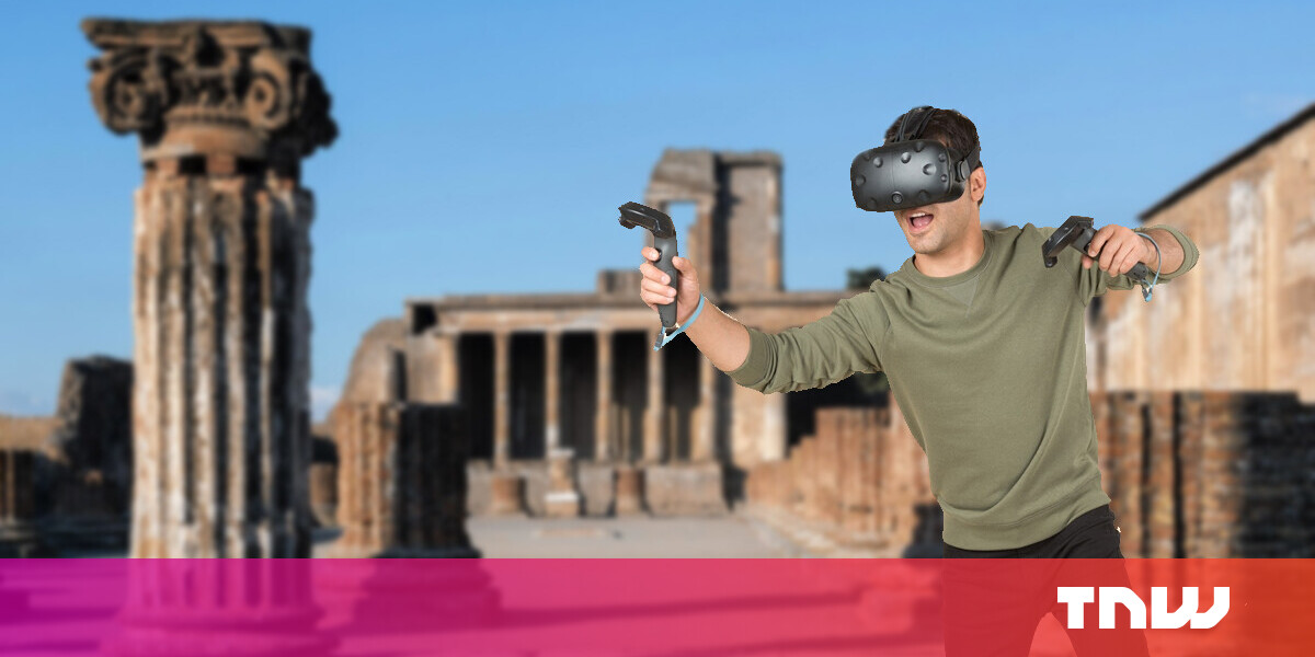How VR is bringing ancient cities back to life