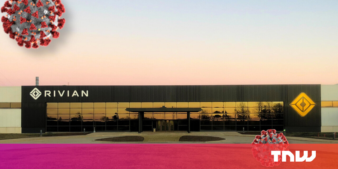 Amazon-backed EV startup closes factories and offices amid pandemic