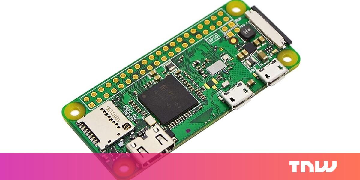 Raspberry Pi's $5 model is powering ventilators to fight coronavirus