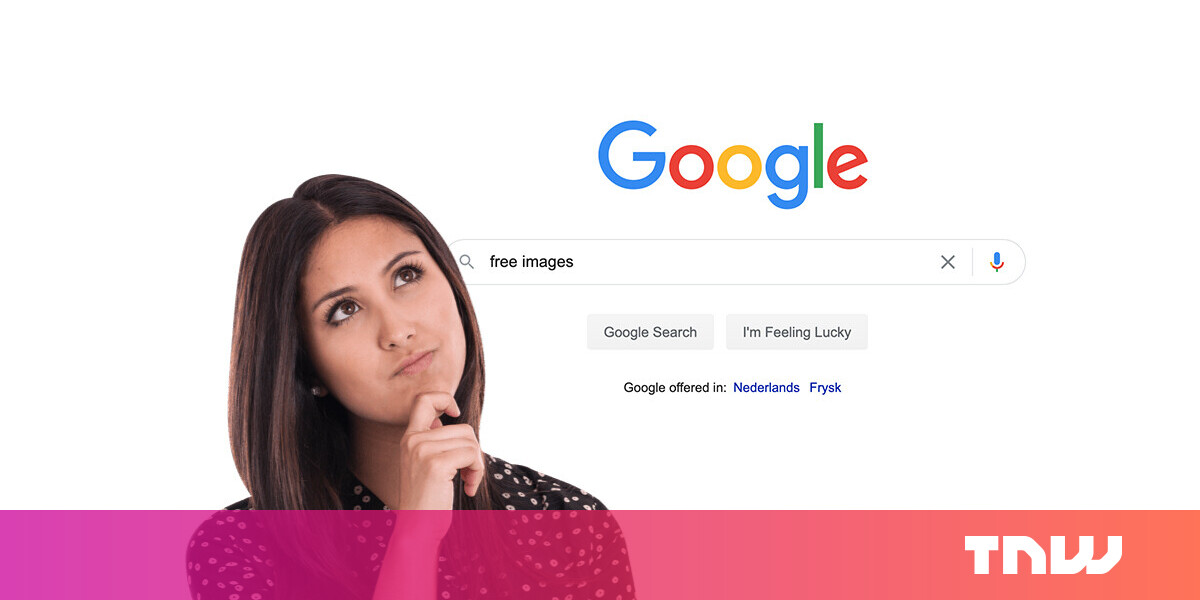 How to find free-to-use images with Google Search