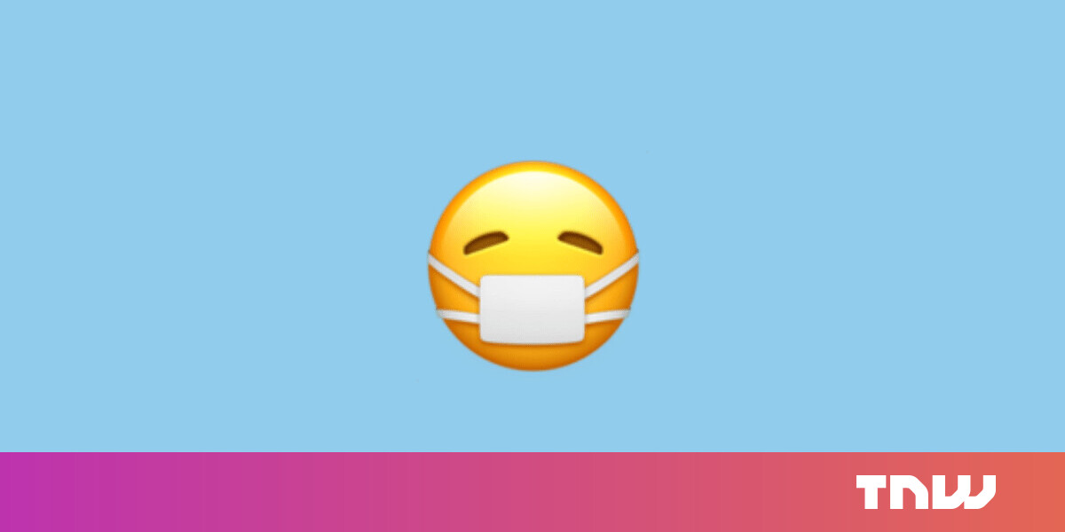 How the soap and crown emoji subtly communicate fears and advice about coronavirus