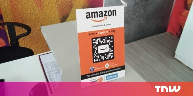 Amazon wants to turn Indian retail shops into digital storefronts — with QR codes