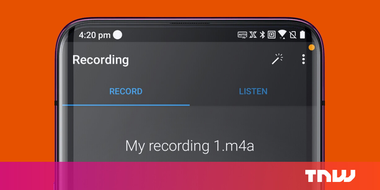 This Android app reveals when other apps secretly use your mic or camera
