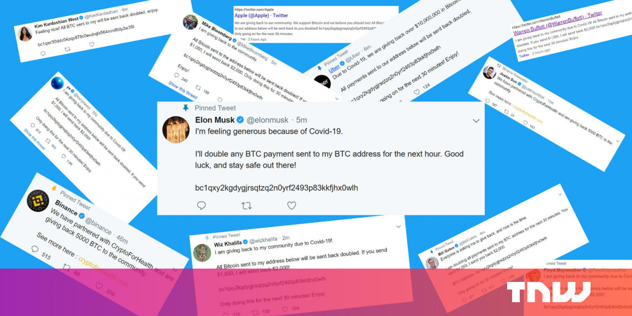 The giant Twitter hack is being investigated by the FBI 1